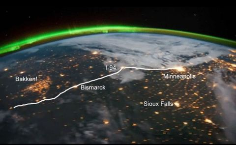 Photo: Int'l Space StationCaptions: midwestenergynews.com